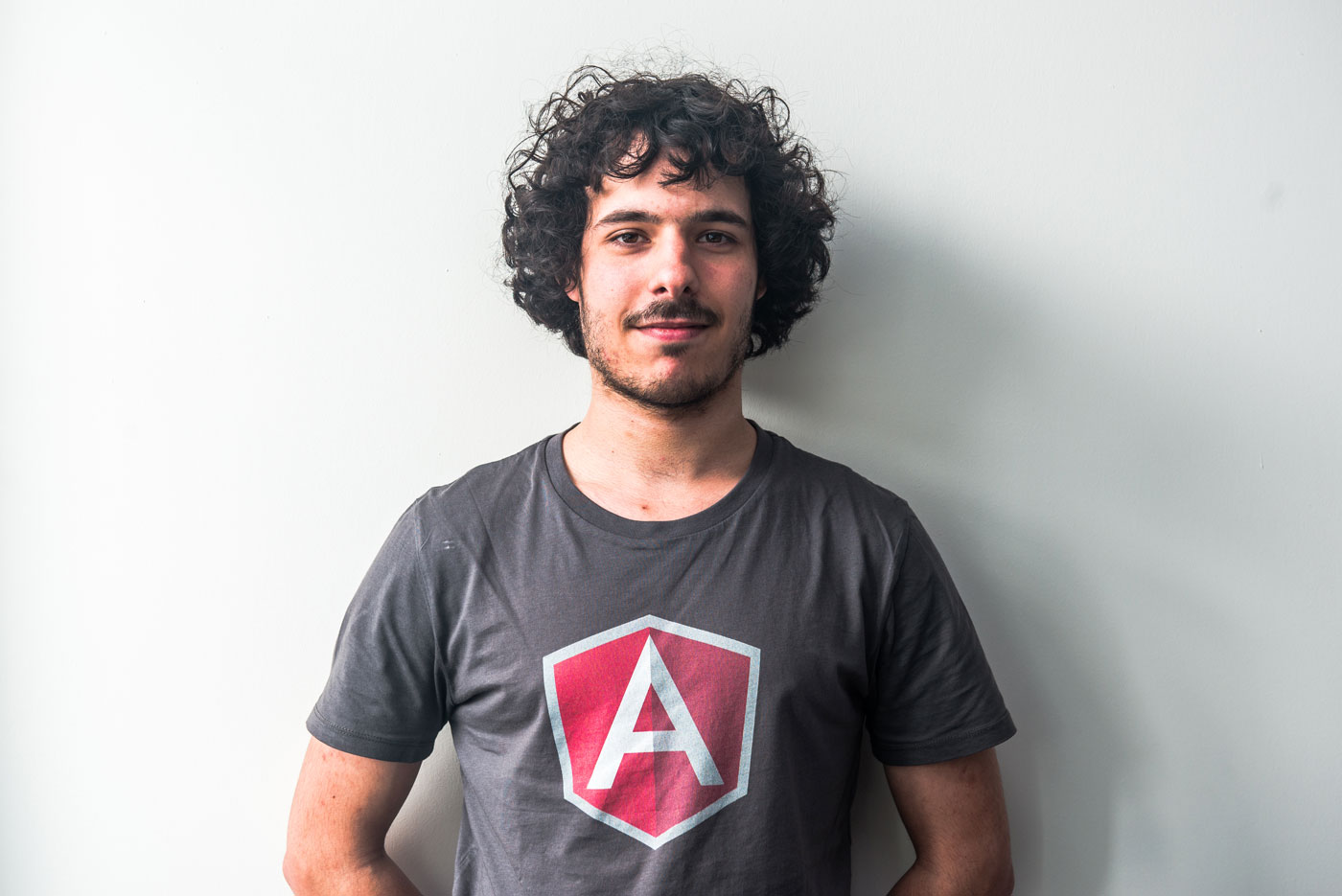 A warm welcome to our newest developer, Olivier