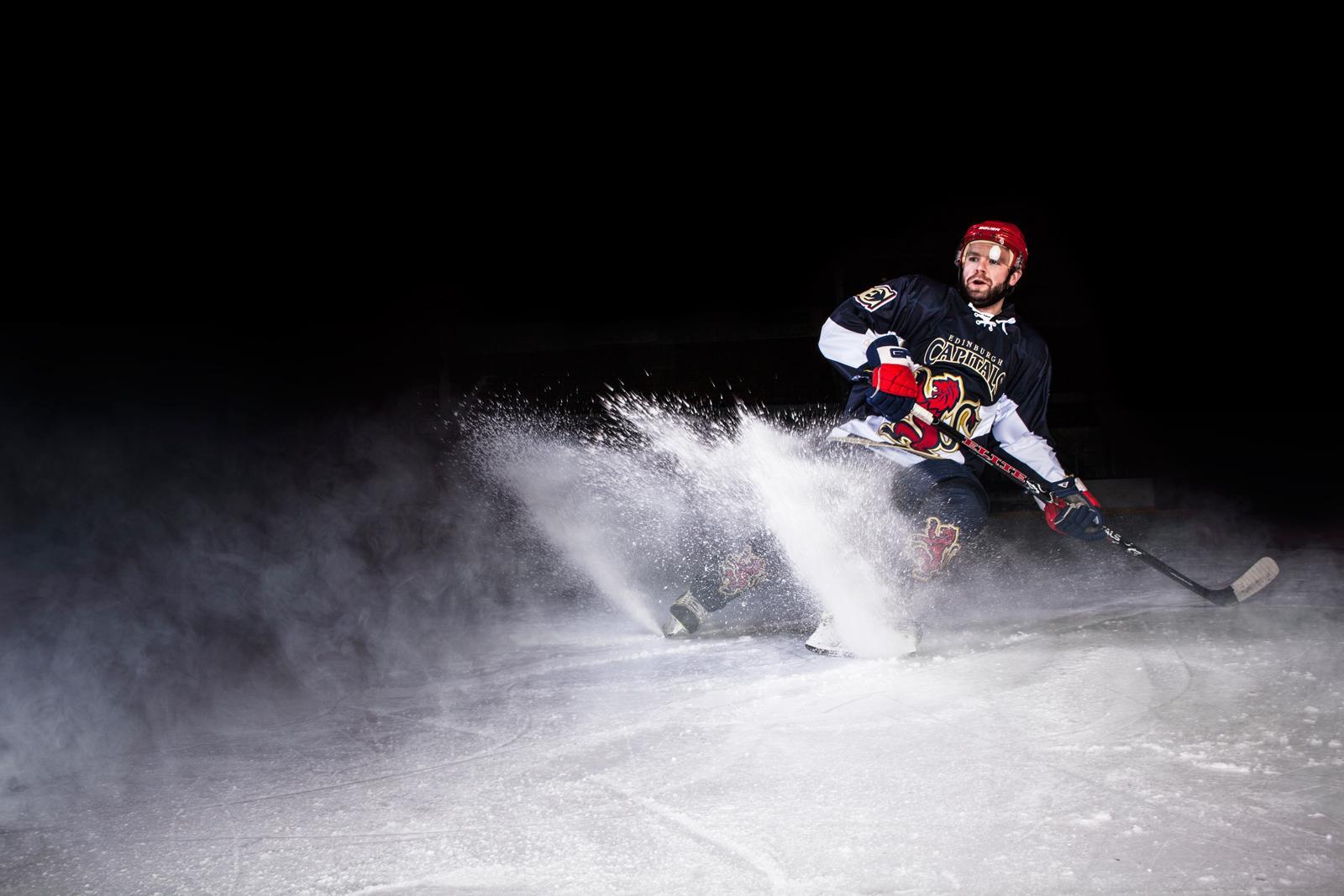 Caps hockey gets an overhaul.