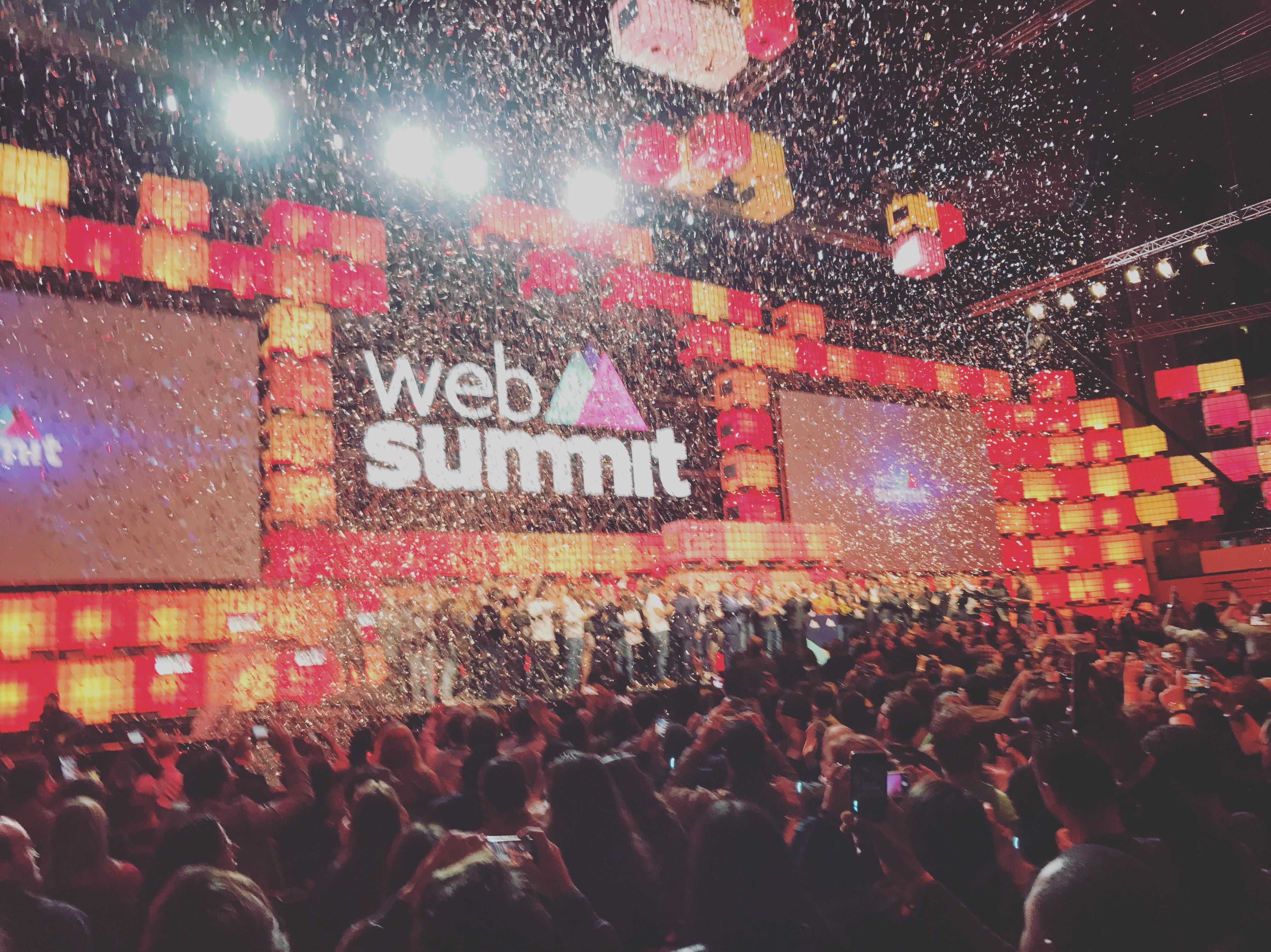 Web Summit 2016, Our Takeaways